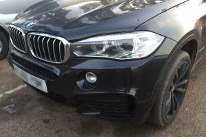 BMW X6 Bumper